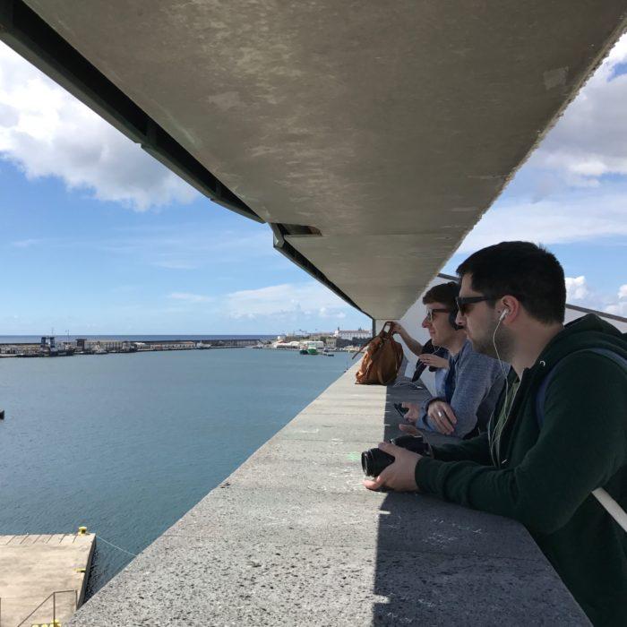SOUNDwalk: Ponta Delgada, São Miguel