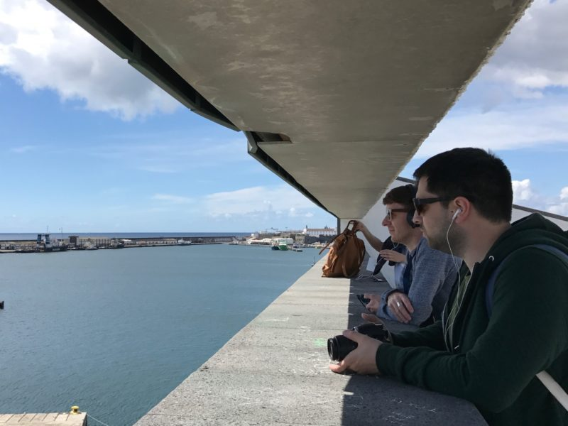 SOUNDwalk: Ponta Delgada