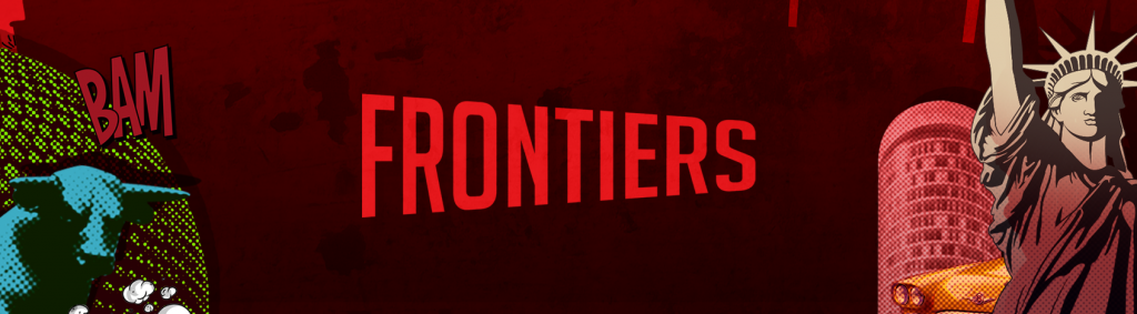 Frontiers banner image