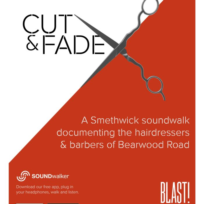SOUNDwalk: Cut & Fade