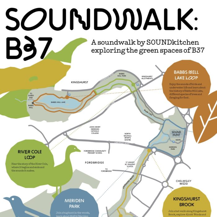 SOUNDwalk: B37
